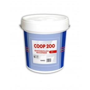 Revestimiento Mate Blanco Antimoho AMH Coop-200 15L. | Especial Cooperativas