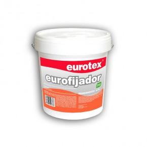 Fijador para Paredes y Fachadas | Eurofijador