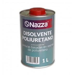 Disolvente poliuretano Nazza (de 1 a 25 L)