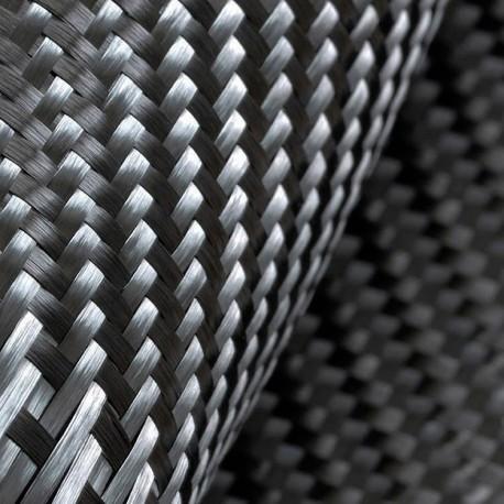 Fibra de Carbono 3K TWILL