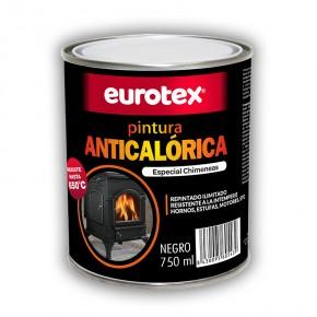 Pintura Anticalorica Negro Mate 650º grados
