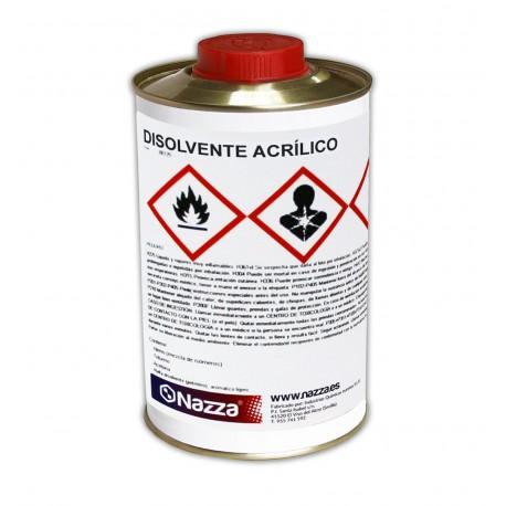 Disolvente acrílico Nazza (de 1 a 25 L)