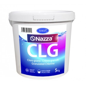 Cloro grano Nazza 5 Kg (de 5 a 30 Kg)