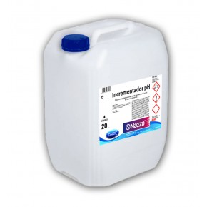 Incrementador pH líquido Nazza 5 L (de 5 a 20 L)