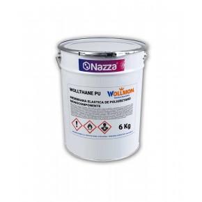 Membrana elastica Liquida de Poliuretano Nazza