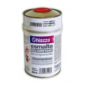 Esmalte de Poliuretano Blanco de Altas Prestaciones | Bicomponente | Bañeras y Sanitarios | 1 Litro (a+b)