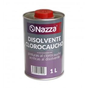 DISOLVENTE CLOROCAUCHO NAZZA