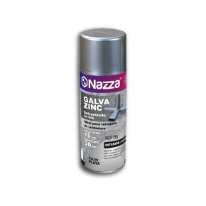 Spray Galvanizado Plata
