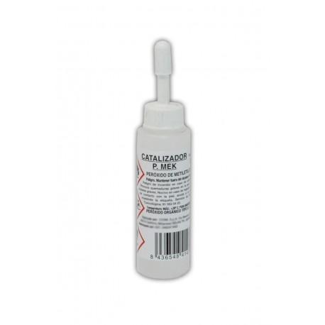 Catalizar resina poliester con peroxido