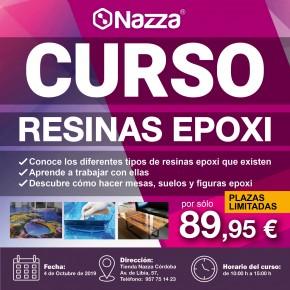 ¡Curso Formativo de Resina Epoxi en CÓRDOBA!   PRESENCIAL