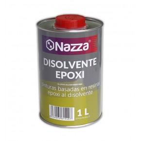 Disolvente epoxi rodillo Nazza (de 1 a 25 L)