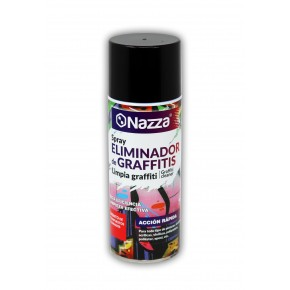 Limpia Graffitis en Spray | Formato 400ml.