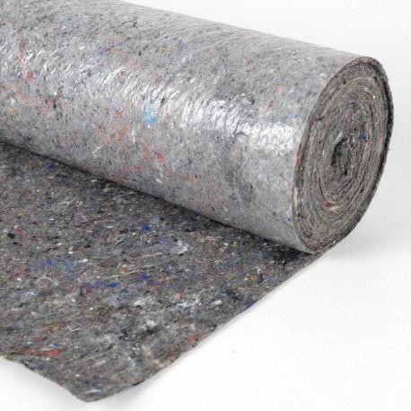 Fieltro Plastificado para suelos   100 cm x 25 mt