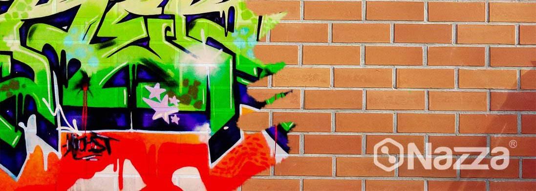 Barniz antigraffiti marmol y paredes