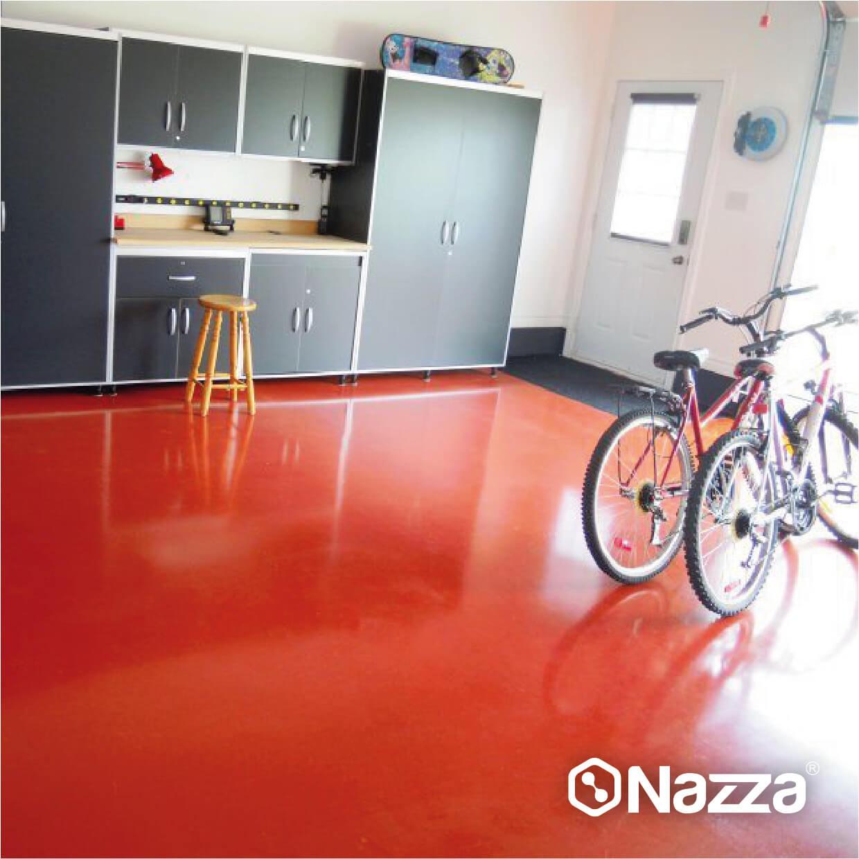 pintar suelo de garaje con pintura epoxi