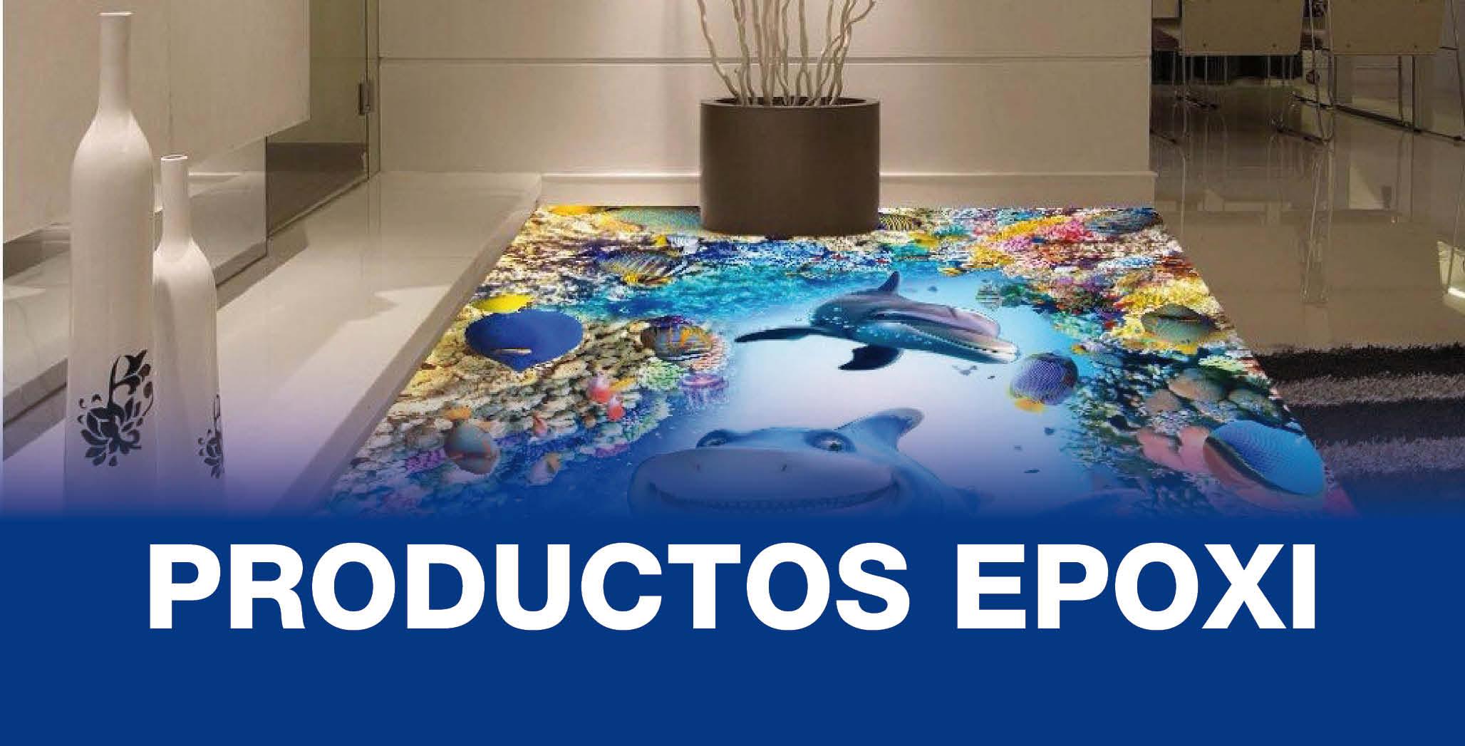 Productos y resinas epoxi