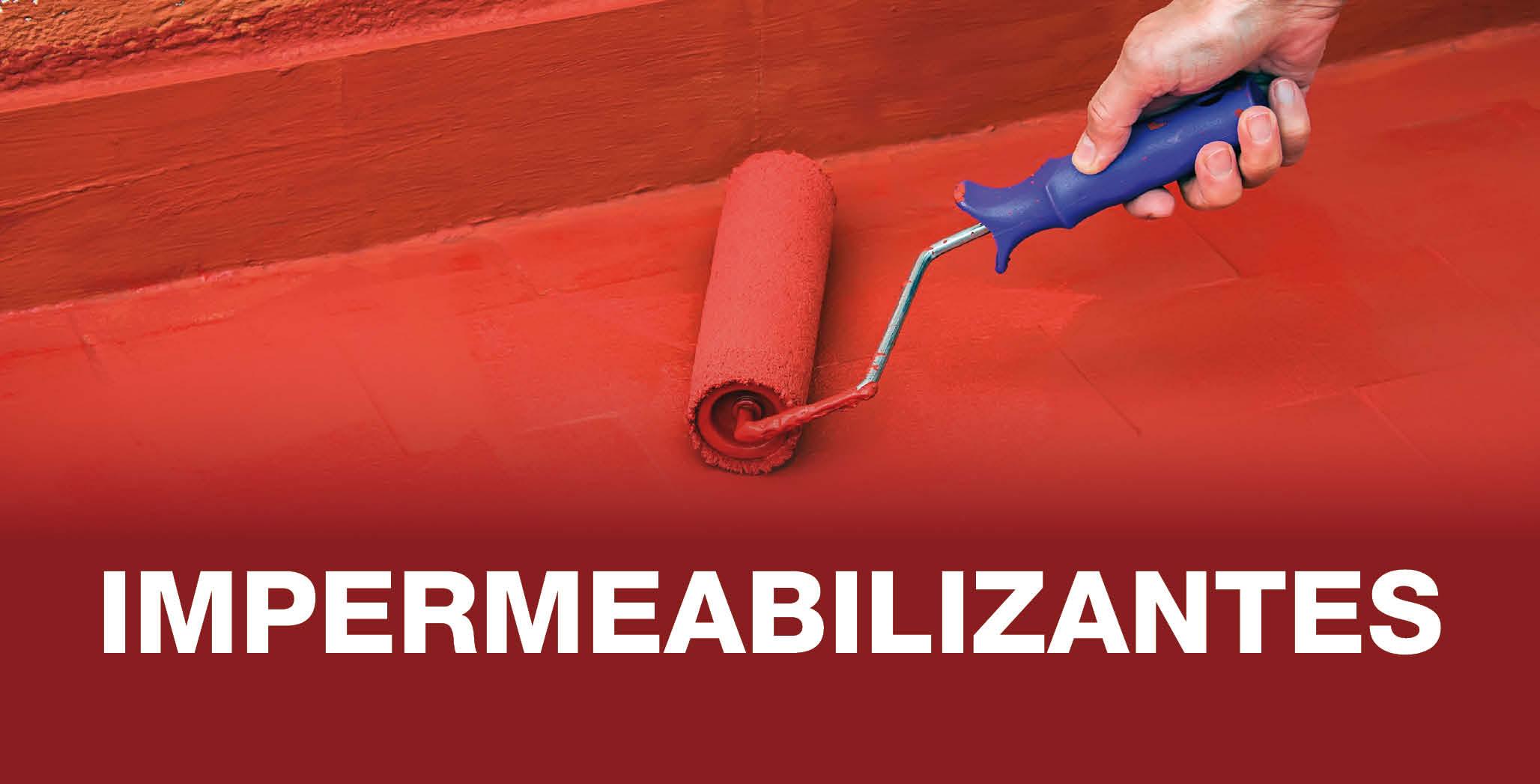 Productos para Impermeabilizaciones Nazza