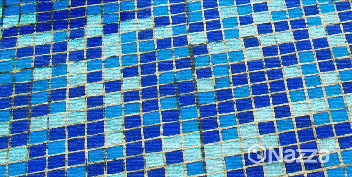 Problemas con el gresite de la piscina