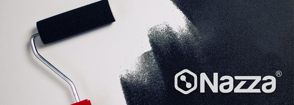 Pintura negro mate para paredes interiores y exteriores
