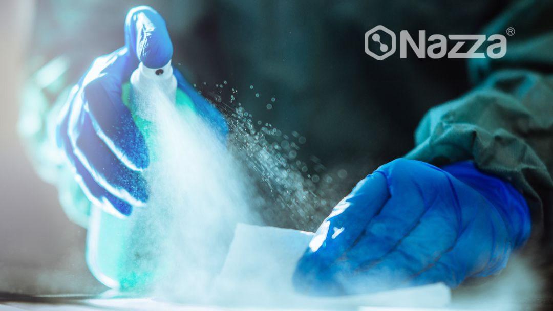Desinfección y limpieza con Oxypure