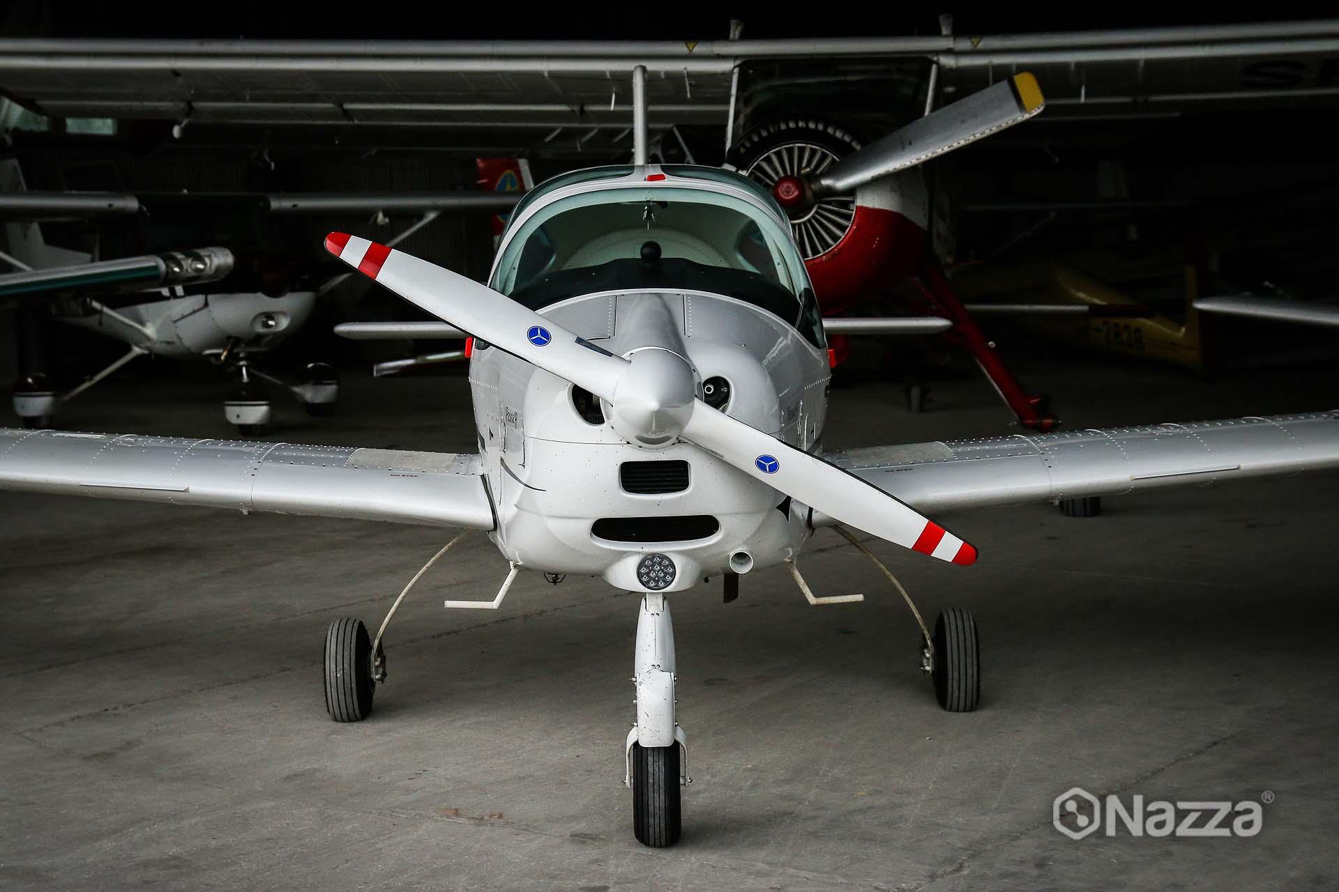 VIniléster para aviones Nazza