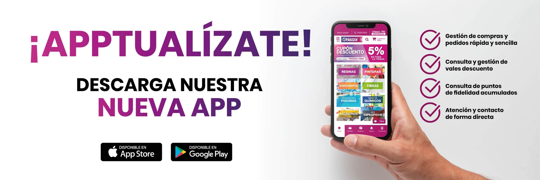 Descarga la App Nazza